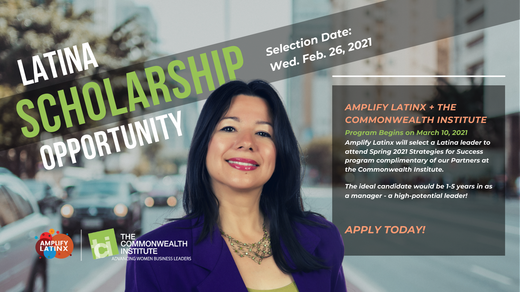 Twitter -  TCI Latina Scholarship Opportunity - MASTER 2160X1080  (1) (1)